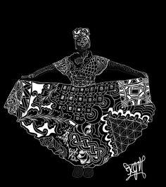 patterned by KieraV