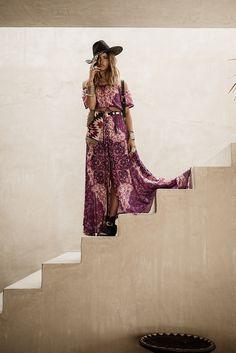 Mimi Elashiry by Graham Dunn for Spell Designs September 2015