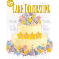 2000 Wilton Yearbook of Cake Decorating.