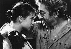 Charlotte et Serge dans Charlotte For Ever (1986)