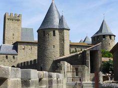 """""""#Carcassonne: #UNESCO-Weltkulturerbe – eine Zeitreise"""" - ein lang gehegtes Versprechen wird eingelöst: mit den Kindern Carcassonne erleben - wunderbare Impressionen! Was nahmen sie wahr? Was ist der Sinn eines Museumsbesuchs? Post vom 7. September 2014"""