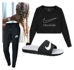"""""""lazy days"""" by peacelakie ❤ liked on Polyvore featuring interior, interiors, interior design, home, home decor, interior decorating and NIKE"""