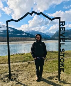 Check out our new Begbie frame and snap a photo! Found at the riverside in Centenntial Park just outside of downtown Revy. Big Mountain, Mountain Range, Canadian Pacific Railway, Small Towns, Natural Beauty, The Outsiders, Places To Visit, Fire, Adventure