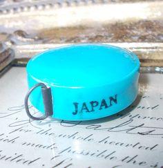 Vintage Japan Tape Measure on Etsy, $5.00