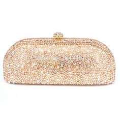Round Luxury Crystal Diamond bag tote Clutch Bag wedding Party Purse  Wholesale Luxury Hollow Out Crystal Evening 62f7bd11e55e