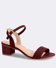 9 melhores imagens de sandálias vermelhas | Look fashion