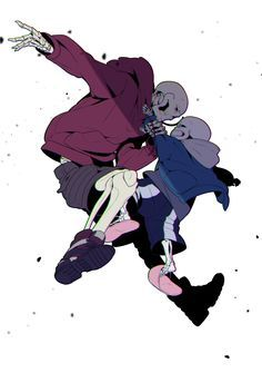 Redlhz : 사진 Undertale Sans and SwapPapyrus. It looks like they're ready to give each other a bad time. Undertale Sans, Anime Undertale, Undertale Drawings, Undertale Cute, Underswap Papyrus, Sans And Papyrus, Undertale Pictures, Toby Fox, Gifs