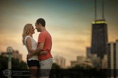 Chicago Engagement Photography – Kate   Sami