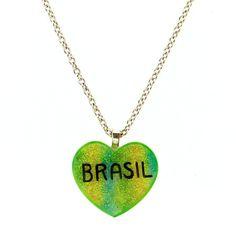 Colar Brasil I - P