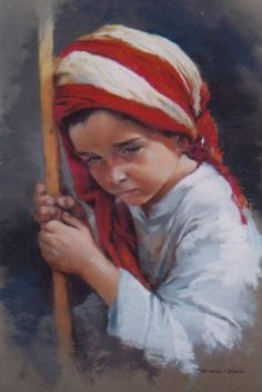Kai Fine Art is an art website, shows painting and illustration works all over the world. Selling Paintings, Great Paintings, Buy Paintings, Spanish Painters, Spanish Artists, Renoir, Monet, Oriental, Pastel Portraits