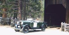 The Story Of Yosemite Pioneer History Center   Sierra News Online