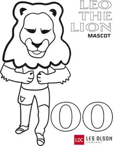 rsl logo coloring pages - photo#1