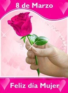 feliz dia de la mujer mi amor te amo