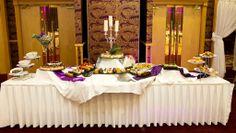 Dessert Buffet at the Carlton Shearwater Hotel