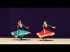 Sanjana & Manisha perform a classically inspired dance to the song 'Breathless' by Shankar Mahadevan. Folk Dance, Dance Music, Kathak Costume, Kathak Dance, Shankar Mahadevan, Best Dance, Dance Choreography, Madhuri Dixit, Female Actresses