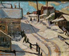 Specialists in selling artwork by Sir Frederick Grant Banting and other Canadian artists for over sixty years. Contact us to sell your artwork by Sir Frederick Grant Banting. Canadian Painters, Canadian Artists, Frederick Banting, Franklin Carmichael, Tom Thomson, Norman Rockwell, Winter Art, Cobalt, Ontario