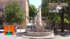 Aix-en-provence, The South of France's Most Beautiful Town