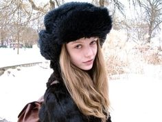 want- russian hat