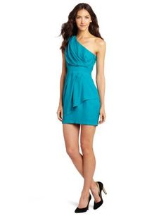 BCBGeneration Women's One Shoulder Dress BCBGeneration, http://www.amazon.com/dp/B004P5PSP8/ref=cm_sw_r_pi_dp_MRsFqb15GPCQ7