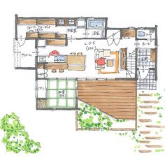 House Layouts, Floor Plans, Flooring, How To Plan, Interior, Home, Instagram, Indoor, House