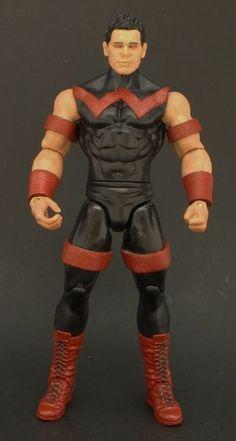 Wonder Man V3 (Marvel Legends) Custom Action Figure