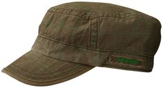 41b3d5ee31dfb Kenwill Army Cap by Stetson