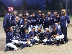 [Mercury News] Redwood Christian captures first NCS softball Championship in history!