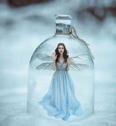 A fotografia surreal e fashion com belas modelos de Svetlana Belyaeva Fairy Photography, Creative Photography, Portrait Photography, Fantasy Magic, Fantasy Kunst, Beautiful Fantasy Art, Jolie Photo, Fairy Art, Anime Scenery