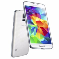 nice New In Field Samsung Galaxy S5 SM-G900 16GB White GSM Unlocked for ATT T-Cell