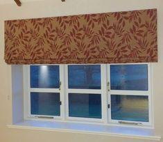 Roman Blinds, Valance Curtains, Home Decor, Decoration Home, Room Decor, Interior Design, Home Interiors, Valence Curtains, Interior Decorating