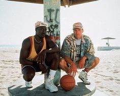 Sidney Deane and Billy Hoyle from White Men Can't Jump. | 19 Effortless Halloween Costumes For Lazy Male Sports Fans