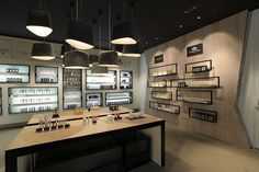Creme de la Creme by Plazma Architects, Vilnius store design