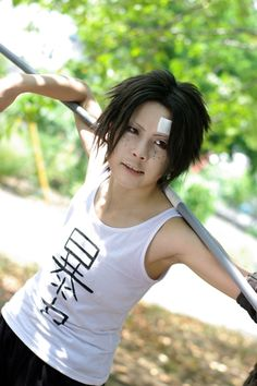 One Piece Cosplay - Ace