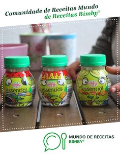 Kitchen Time, Salsa, Cooking Recipes, Food And Drink, Kids, Children, Portuguese Recipes, Community, Juicing