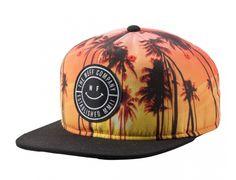 Sunset Snapback Cap by NEFF