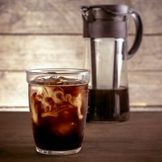 I LOVE cold coffee in the summertime. This is not only affordable, but will be used every day in the summer!