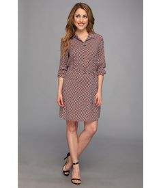 A comfortably cute Juicy Couture® dress perfect for any occasion. . Lightweight shirtdress flaunts...