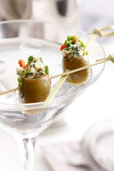 Green Olives stuffed with Chorizo and Blue Cheese - Castello Canada Holiday Appetizers, Appetizer Recipes, Holiday Recipes, Keto Holiday, Holiday Treats, Keto Recipes, Creole Recipes, Blue Cheese, Fresh Vegetables