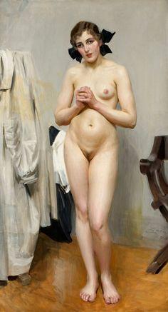 Anders Zorn - nude