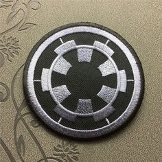 Star Wars Galactic Empire Patch Embroidered Patches Iron On Patches Badges armband sew on patches
