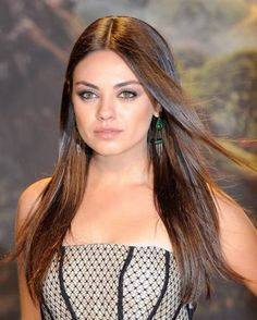 how to get mila kunis' hair