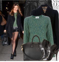 """""""Celebrity Style: Miranda Kerr"""" by marina-castro ❤ liked on Polyvore"""