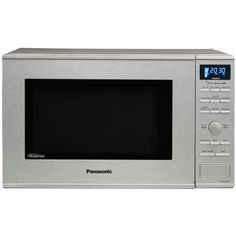 Amazing Panasonic NN-SN686S Countertop/Built-In Microwave with Inverter Technology