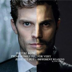 Christian Grey vs Jack Hyde  #freed #fiftyshadesfreed