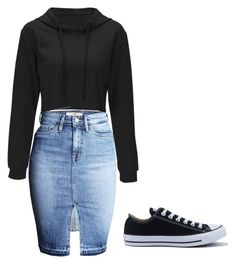 """""""Untitled #10"""" by lmtv on Polyvore featuring Converse"""