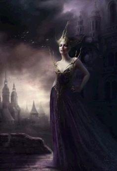 Queen of Essence Melanie Delon