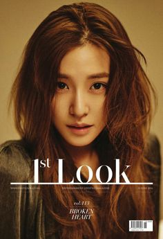 TIffany for 1st Look.. As usual gorgeous 💜