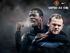 Wayne Rooney MU Best Player HD Wallpaper 2012