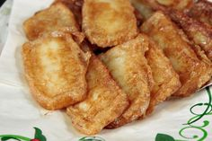 Cooking Sweet Nian Gao, Egg-dipped and Pan-fried: A Step-by-step Guide