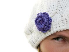 Katrinshine: Tutorial for crochet roses